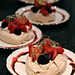 Pavlova with jasmine-scented mascarpone cream and berries