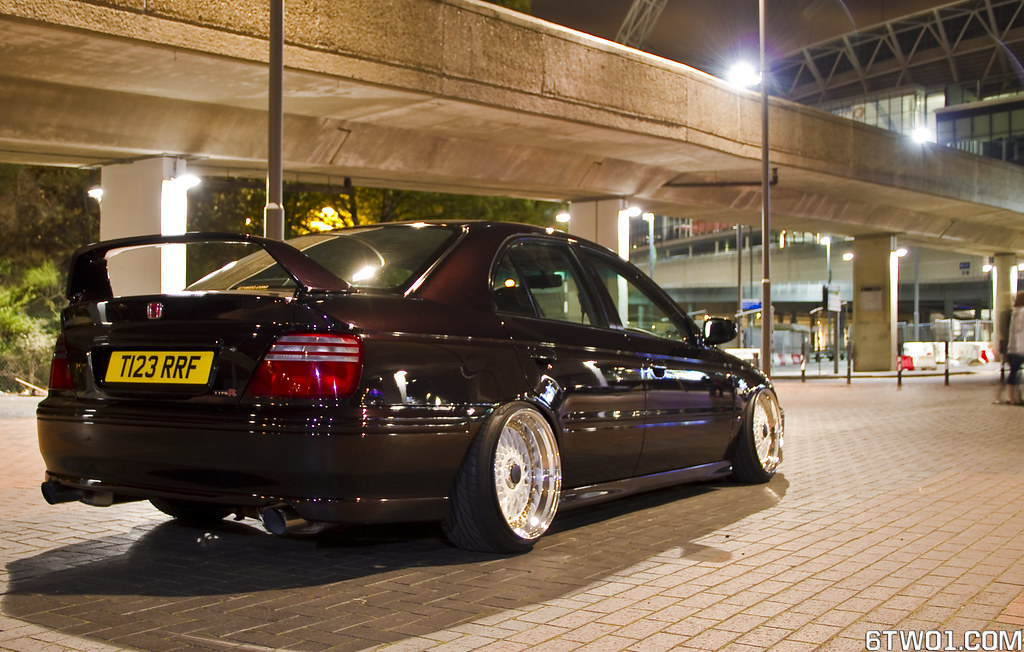 Honda Accord Forum >> Bagged Honda Accord Type R