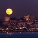 Moon over San Diego by Chimay Bleue