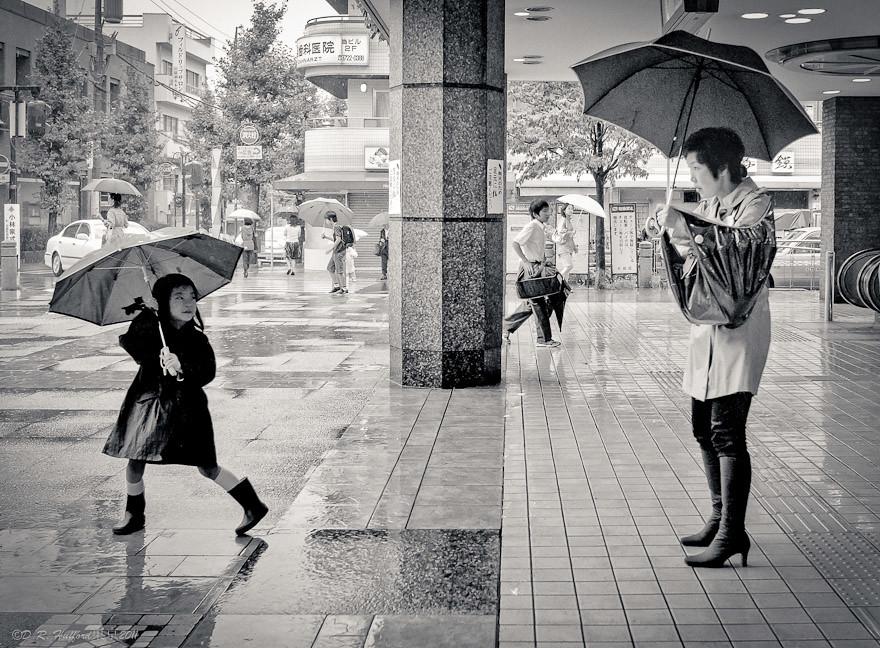 Typhoon girl