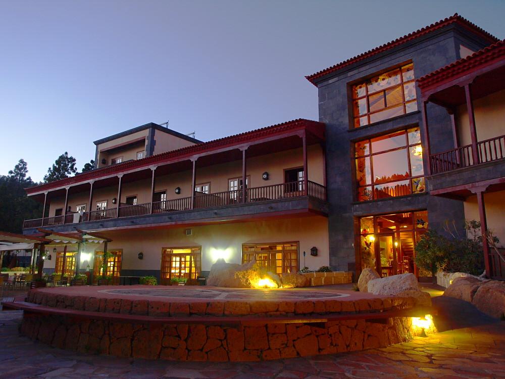 Hotel Villalba, Vilaflor