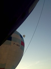 Vol en montgolfière 1