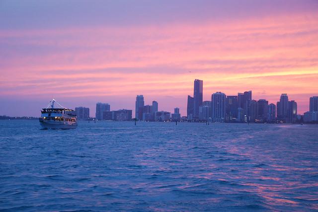Vice City Skyline Vice City Colours Flickr