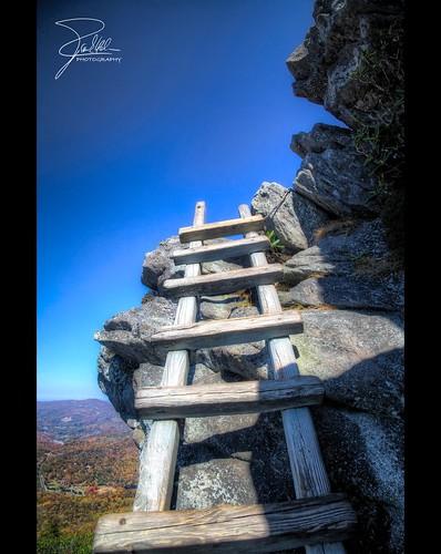 Climbing Grandfather Mountain