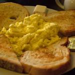 Eggs & Rye Toast