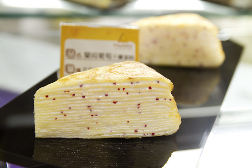 Millecrepe stand
