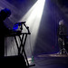 Concert of Gazelle Twin at the Shift Festival