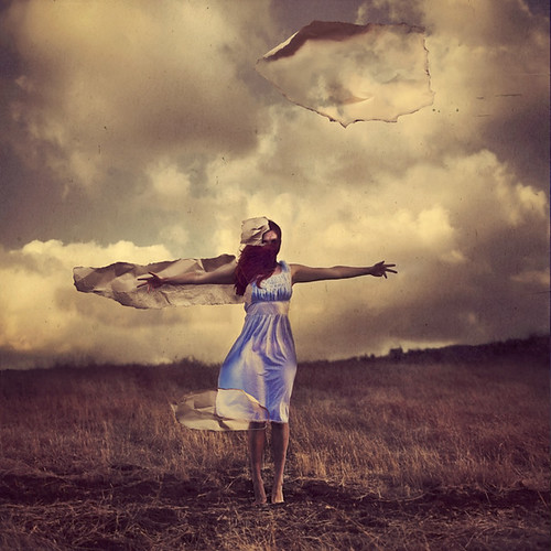 patchwork child by brookeshaden