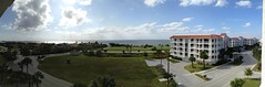 The view from my new condo in Cape Canaveral looking West #fb