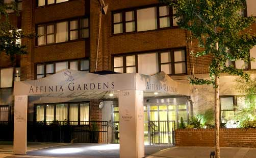 Affinia Garden (New York City, États-Unis)