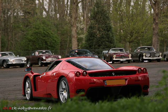 Ferrari Enzo (F140)