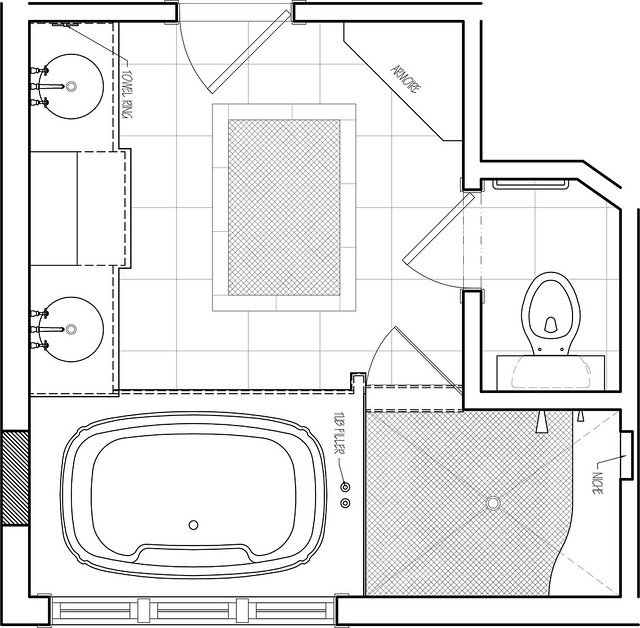 Bathroom Remodeling And Bathroom Floorplans Repair Home
