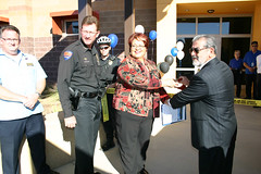 Thu, 11/10/2011 - 3:37pm - Northwest Public Safety Facility Grand Opening