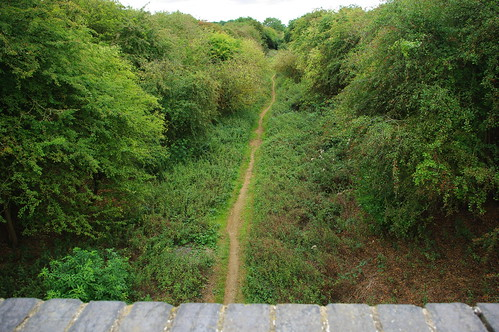 20110814-27_Cawston Greenway - Old Lias Line (Rugby-Leamington Railway) by gary.hadden