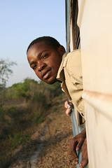 Sleeper Train from Dar - Mbeya by David Greig