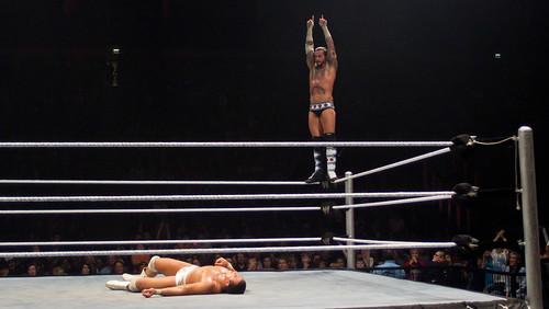 CM Punk vs Alberto Del Rio