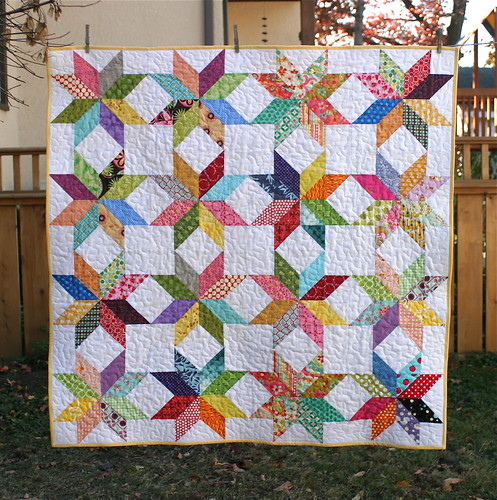 Starflower Quilt