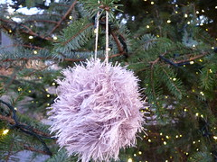 Tribble ornament