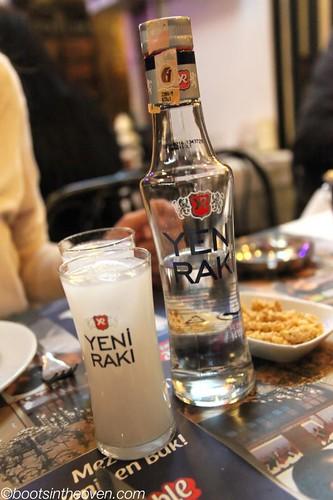 Rakı, Turkey's Aniseed Firewater