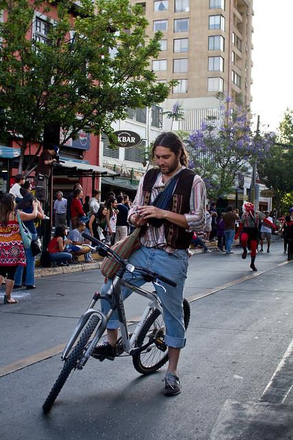 Carnaval de Ñuñoa 19 Noviembre 2011