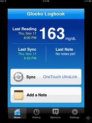 logbook and sync