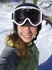 Young CANSI Ontario Telemark instructor (2010 scholarship)