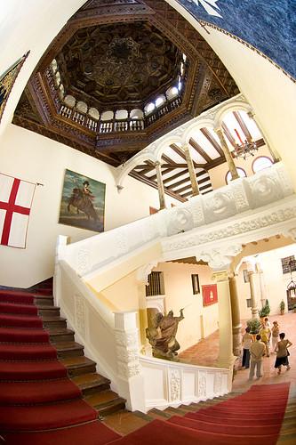 Visita a la Sede de la Real Maestranza de Caballería de Zaragoza