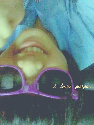 Purple is Tronieeee :)).