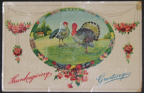 Thanksgiving Postcards 002
