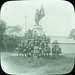 Quebec. B.A. Team. Boer War Memorial
