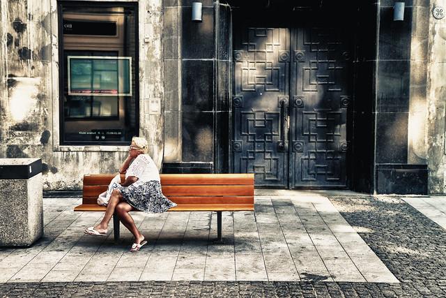 Tallinn, Woman