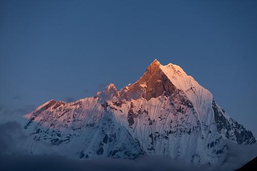 nepal sunset peak abc annapurna fishtail 尼泊尔 annapurnabasecamp machhapuchhare annapurnaconservationarea 鱼尾峰 安纳普尔纳 安纳普尔纳大本营