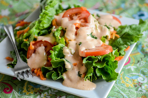 recipe: what salad goes with thousand island dressing [28]