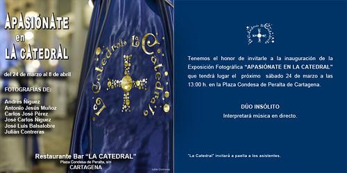 INVITACION by Andrés Ñíguez