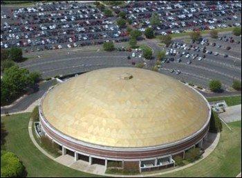 Ferrell Center, Waco (by: Baylor University)