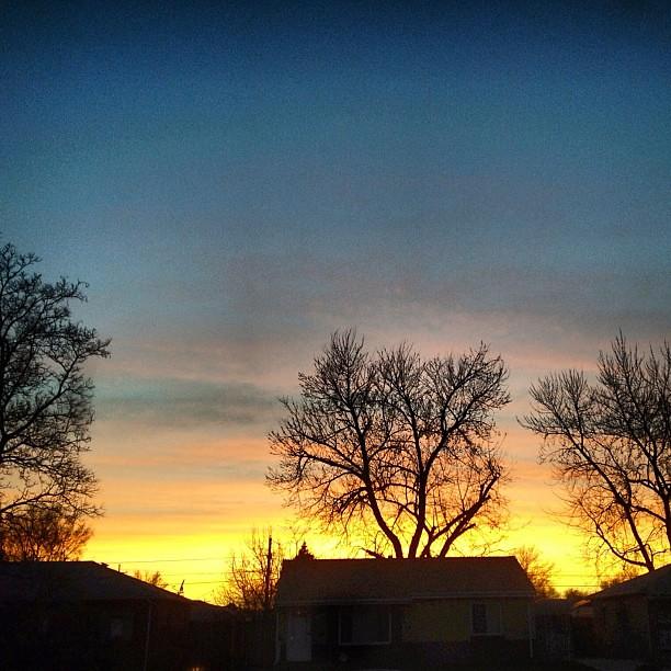 Whoa #sunset