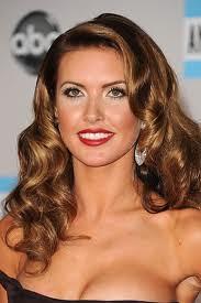 Audrina Patridge Hair Celebrity Style Women's Fashion
