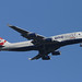 G-CIVK BRITISH AIRWAYS BOEING 747-400 LM