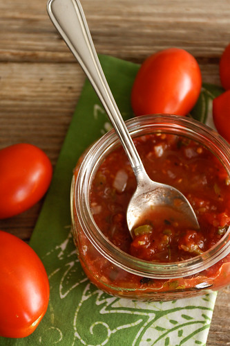 Fire Roasted Tomato Salsa