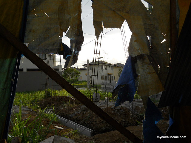 My Nuvali Home Construction Sept23,2011 (2)