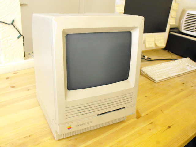 My old Mac SE/30