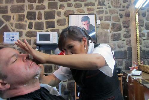 Tremendous Getting A Haircut In Istanbul Foldedspace Short Hairstyles Gunalazisus