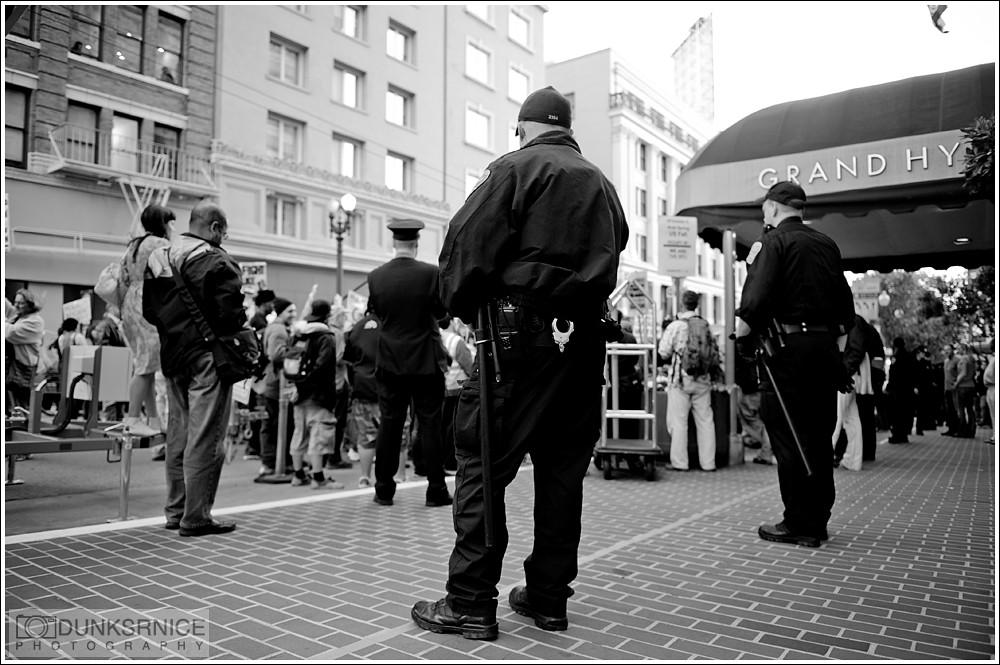 Hyatt Protest, 10.07.11