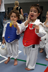 Taekwondo Federation Isaac Mansour and Lui Cantali
