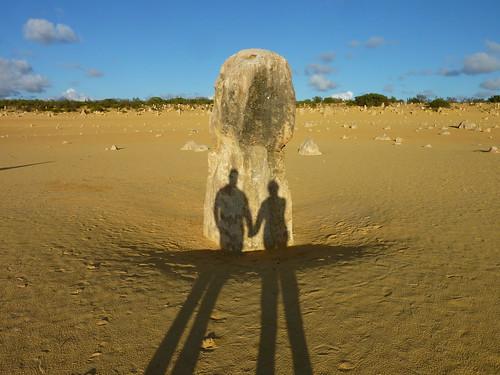 Pinnacles Desert - avond - 1