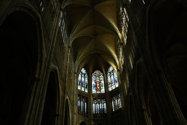 eglise catholique Normandy
