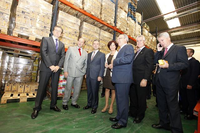 Inauguraci n de las nuevas instalaciones del banco de alim flickr photo sharing - Banco de alimentos de las palmas ...