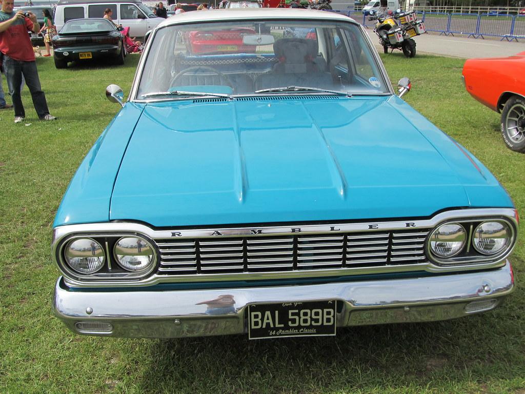 Worksheet. 1964 RHD Rambler Classic 770 Sedan American Car Show in UK  a
