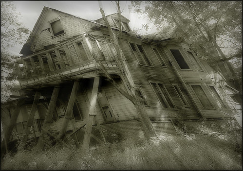 Anacostia - Abandoned House