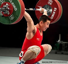 world weightlifting 2011 62kg category
